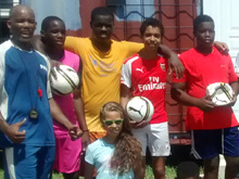 North Point United Sports & Social Club supported by The Brewster Trust